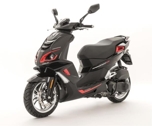 SPEEDFIGHT 125cc